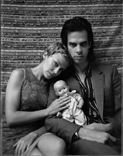 kylie and nick cave